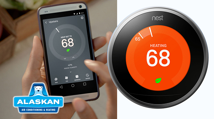 Smart, Wi-Fi Connected Thermostats Provide More Control and Savings