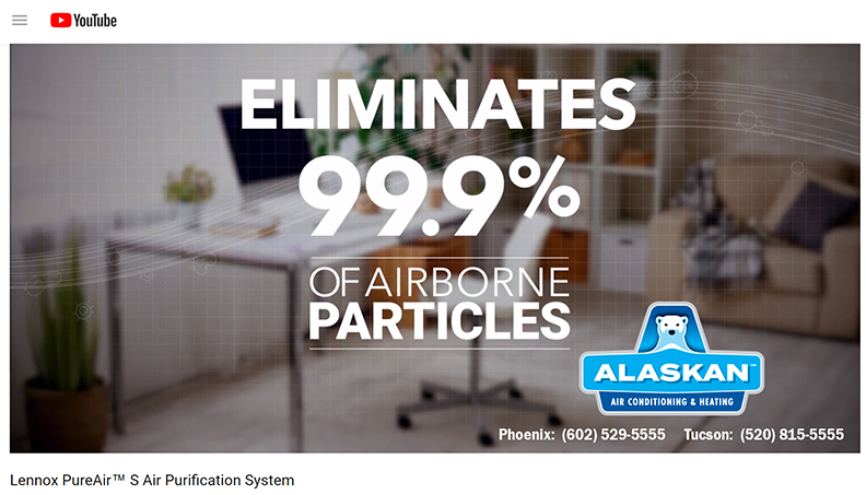Lennox New PureAir S is the Best Air Purification System in the Business!